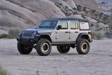 "Fabtech 5"" Trail System With Dirt Logic Shocks For Jeep Wrangler Unlimited JL - K4140DL"