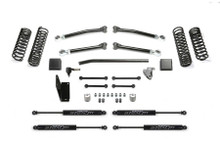 "Fabtech 5"" Trail Lift Kit With Stealth Shocks For Jeep Gladiator - K4175M"