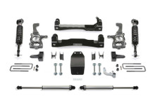 "Fabtech 4"" Performance Lift Kit With Dirt Logic Shocks For 15-20 Ford F-150 - K2193DL"