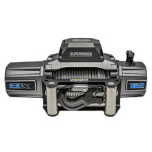 Superwinch SX12 12,000 Lb Capacity With Steel Cable - 1712200