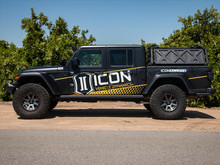 """Icon 2.5"""" Stage 3 Suspension System For 20+ Jeep Gladiator - K22103"""