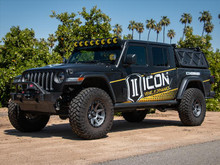 """Icon 2.5"""" Stage 4 Suspension System For 20+ Jeep Gladiator - K22104"""