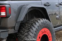 Iron Cross Rear Fenders For Jeep Gladiator - GP-RF204