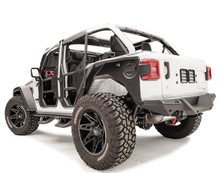 Fab Fours Rear Fenders For Jeep Wrangler JL - JL1001-1