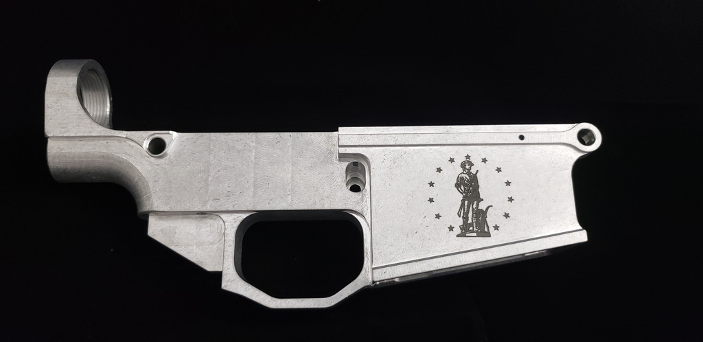 Noreen 80% Billet 308 Lower Receiver, DPMS Pattern