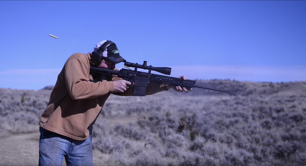 Watch this video below to see the 60 round mag dump. It's a great way to see our quality in action!