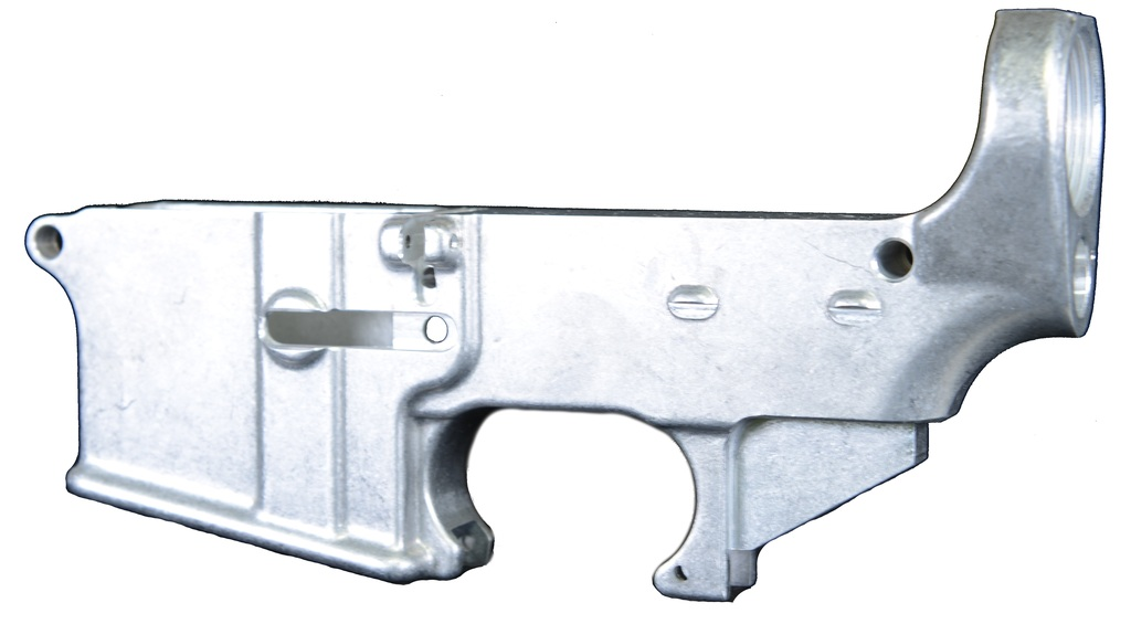 Noreen Forged 80% AR15 223 Lower Receiver