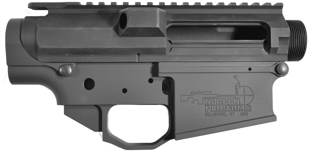 Guntec 308 upper on Noreen lower