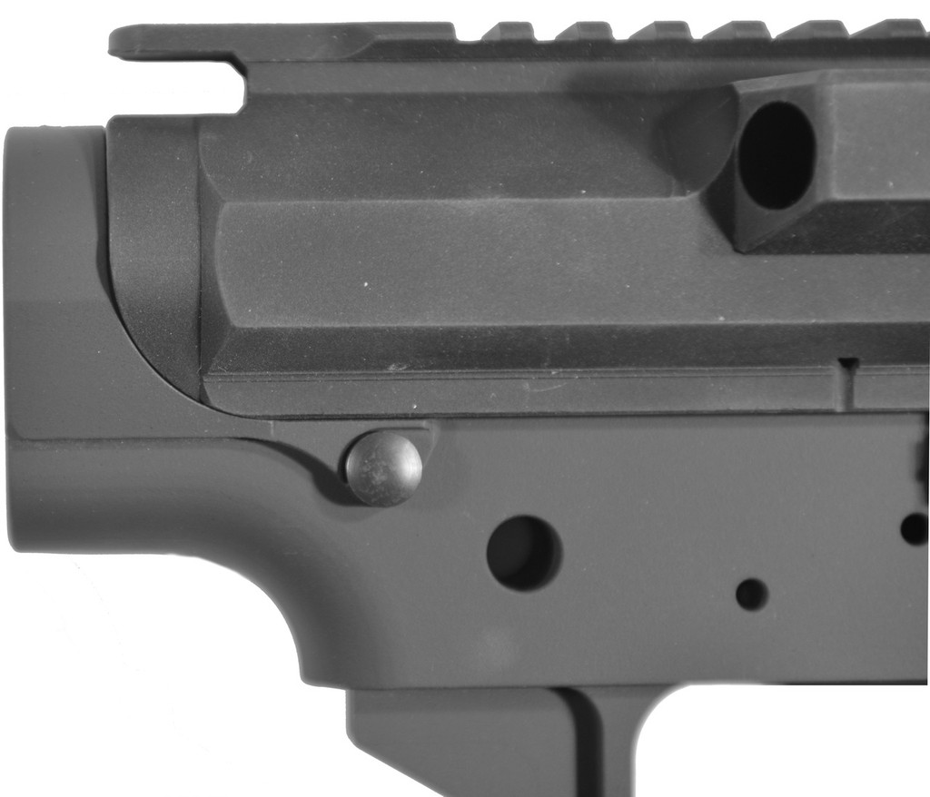 Gun Tec 308 Billet Upper Receiver, DPMS Pattern