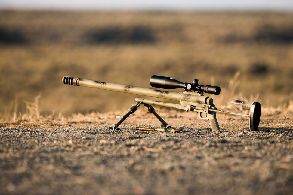 ULR 50BMG - What Recoil?