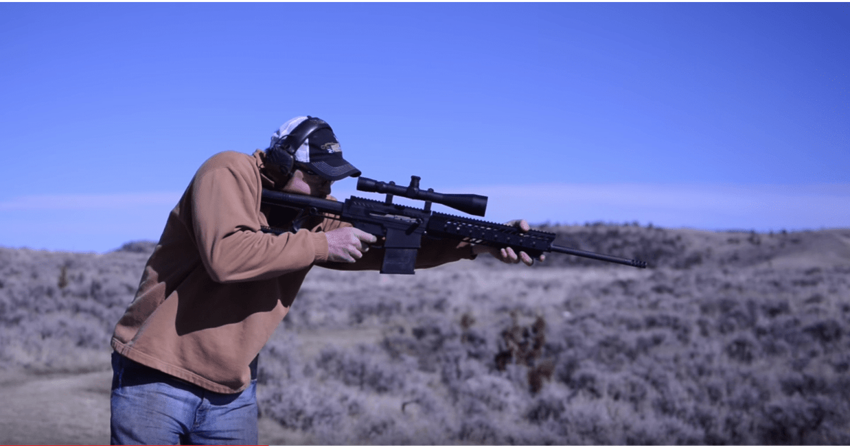 ​Developing the World's First AR Platform 300 Win Mag