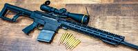 BN36X3 Long Range Semi Auto AR Platform 30-06 Rifle -gun porn