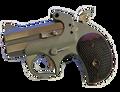 Rosewood Grips Bond Arms Mulit Model Derringer