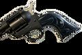 Ruger Black Pearl Grips - Wrangler Model Model - Faux  Black Pearl .22 Model
