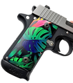 SIG SAUER P238 Custom UV Printed Bird of Paradise Grips