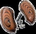 Bond Arms Derringer Premium XL Gun Grips Solid Wood Smooth Finish