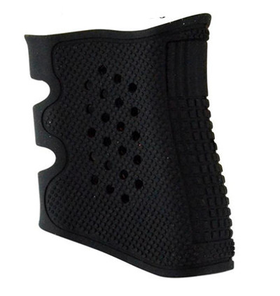 Tactical Rubber Grip Glove, Fits  KEL TEK PMR30, CMR30/Glock 17 19 20 21 22 23 25 31 32 34 35 37 38 41 Handgun