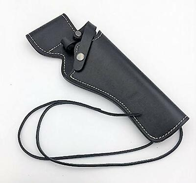 Heritage Arms Rough Rider .22 & .22 Mag Revolver Black Saddle Leather Holster