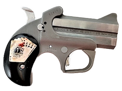 Bond Arms Aces & Eights on Grip