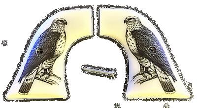 Ruger Wrangler Grips .22 Model HAWK