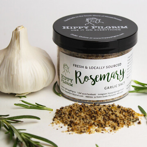 Rosemary Garlic Salt