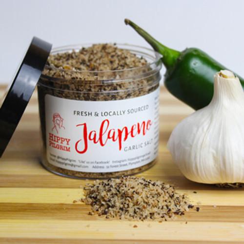 Jalapeno Garlic Salt