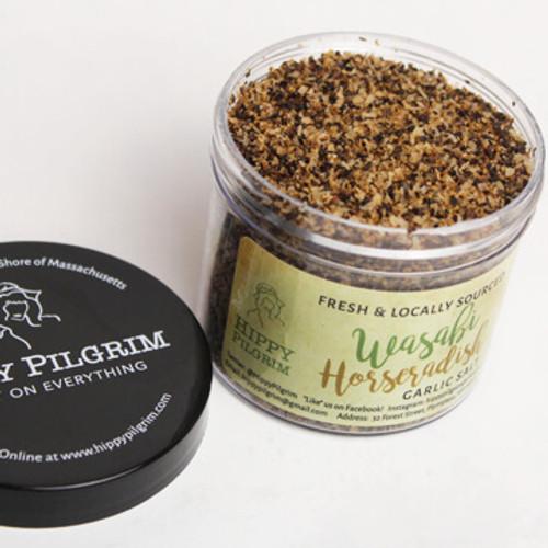Wasabi Horseradish Garlic Salt
