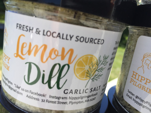 lemon dill garlic salt