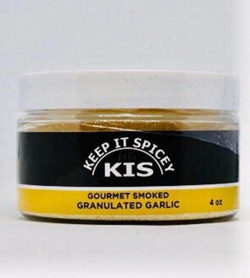 Smoked Granulated Garlic **SALT FREE**