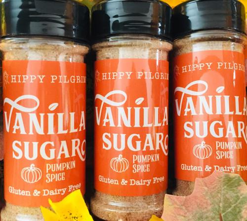 Pumpkin Spice Vanilla Bean Sugar