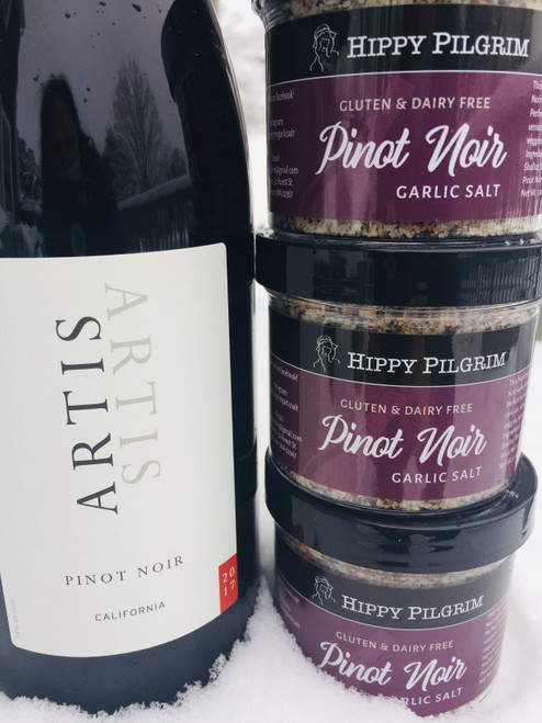 pinot noir garlic salt