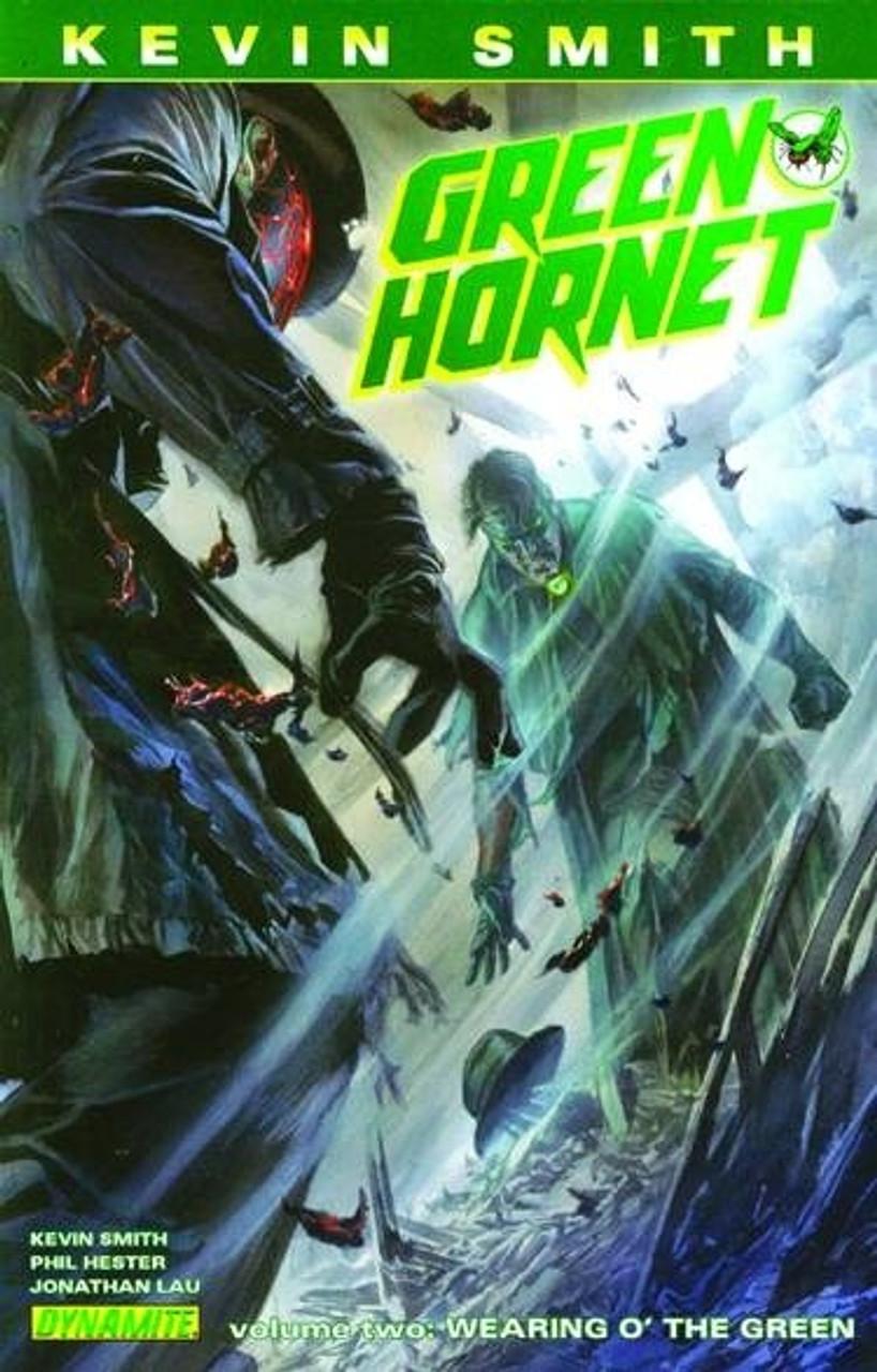 Green Hornet Omnibus Vol 1 Dynamite Graphic Novel Comic Book