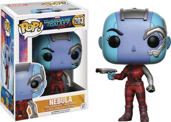 POP GUARDIANS OF THE GALAXY VOL 2 - NEBULA VINYL FIG