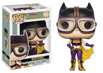 POP DC BOMBSHELLS - BATGIRL VINYL FIG