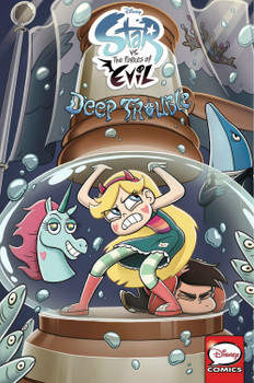 DISNEY STAR VS THE FORCES OF EVIL COMIC COLLECTION TP