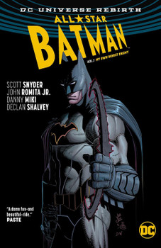 ALL STAR BATMAN TP VOL 01 MY OWN WORST ENEMY