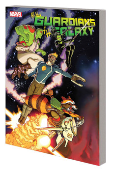 ALL NEW GUARDIANS OF GALAXY TP VOL 01 COMMUNICATION BREAKDOWN