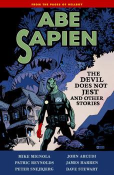 ABE SAPIEN TP VOL 02 THE DEVIL DOES NOT JEST