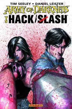 ARMY OF DARKNESS VS HACK SLASH TP