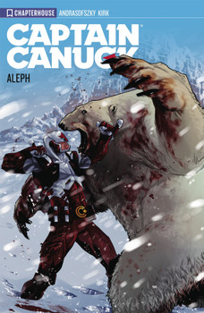 CAPTAIN CANUCK TP VOL 01 ALEPH