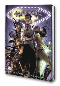 CHARISMAGIC TP VOL 02 GOLDEN REALM