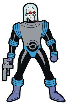 BATMAN ANIMATED SERIES MR. FREEZE MAGNET