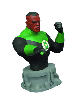 JL ANIMATED SERIES GREEN LANTERN BUST