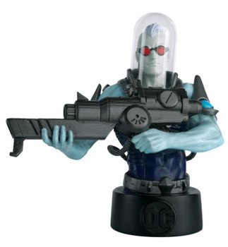 DC BATMAN UNIVERSE BUST COLL #12 MR FREEZE
