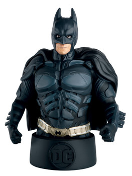 DC BATMAN UNIVERSE BUST COLL #13 DARK KNIGHT BATMAN CHRISTIAN BALE