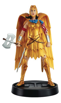 DC WONDER WOMAN MYTHOLOGIES FIG COLL #2 GOLDEN EAGLE ARMOUR