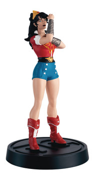DC WONDER WOMAN MYTHOLOGIES FIG COLL #3 DC BOMBSHELLS WONDER