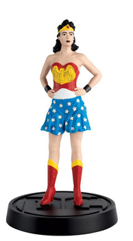 DC WONDER WOMAN MYTHOLOGIES FIG COLL #4 FIRST APPEARANCE