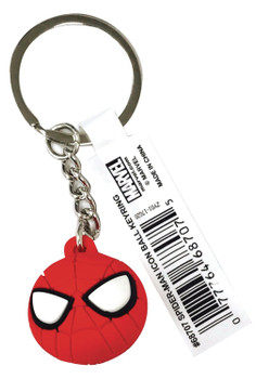 MARVEL SPIDER-MAN ICON BALL KEY RING