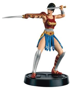 DC WONDER WOMAN MYTHOLOGIES FIG COLL #6 DIVINE ARMOR